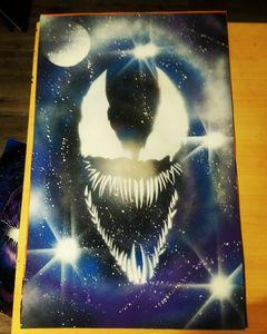 Space venom