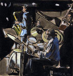 Jazz series #10 - Pascal Fessler