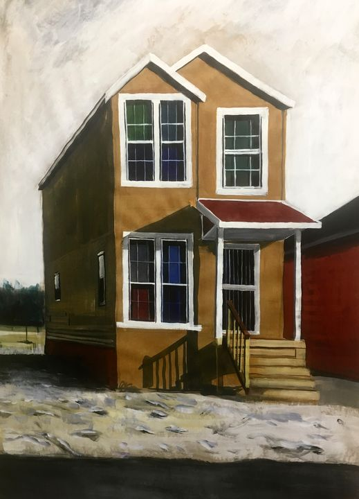 The House - Pascal Fessler