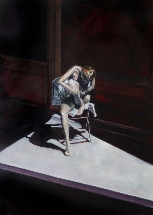 The daughter - Pascal Fessler