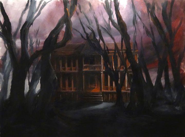 The Redemption Manor - Pascal Fessler