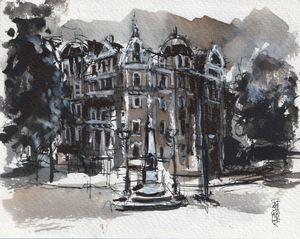 Grove End Road, London - Pascal Fessler