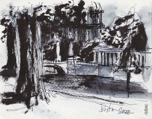 Museum island, Berlin - Pascal Fessler