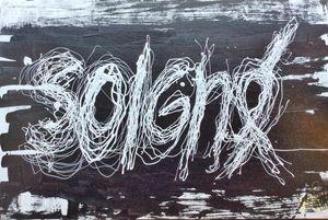 Soigné Original Painting