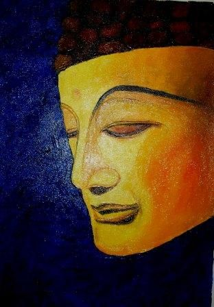 Buddha - Bableshwar's ArtWorks