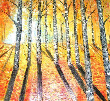 Ooty woods - Bableshwar's ArtWorks