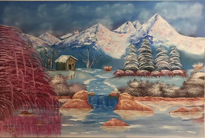 Happy Winter - Juan Camejo