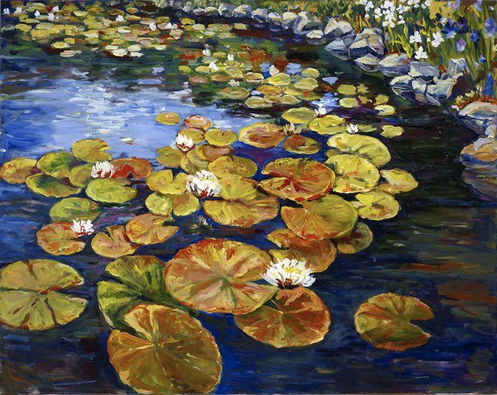 Lily Pond - Ingrid Dohm