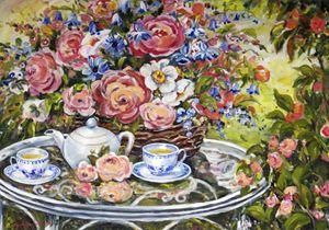 Tea Time - Ingrid Dohm