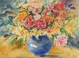 Floral Still Life 22 x 30