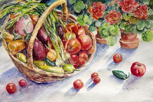 Harvest - Ingrid Dohm