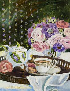 Tea Time - Ingrid Dohm