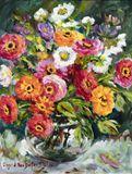 Original Floral Painting