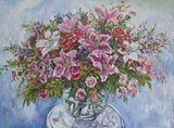 Floral Still Life - Ingrid Dohm