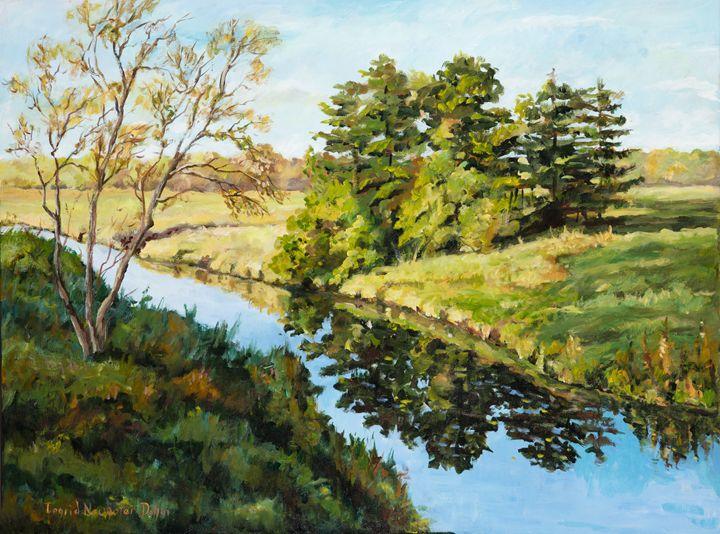 Country Stream - Ingrid Dohm