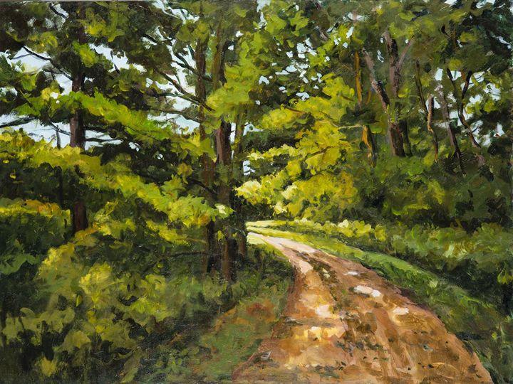Through the Forest - Ingrid Dohm