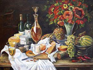 Banquet - Ingrid Dohm
