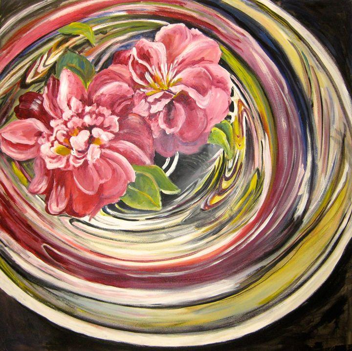 Silver Tray - Ingrid Dohm