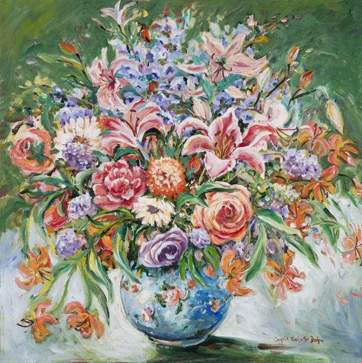 Floral Fantasy - Ingrid Dohm