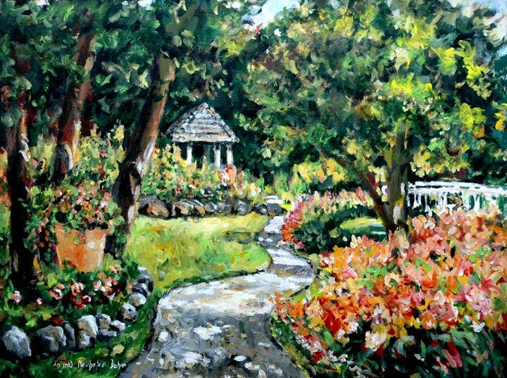 La Paloma Gardens - Ingrid Dohm