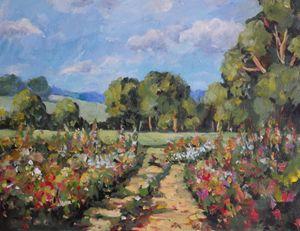 Country Flower Garden