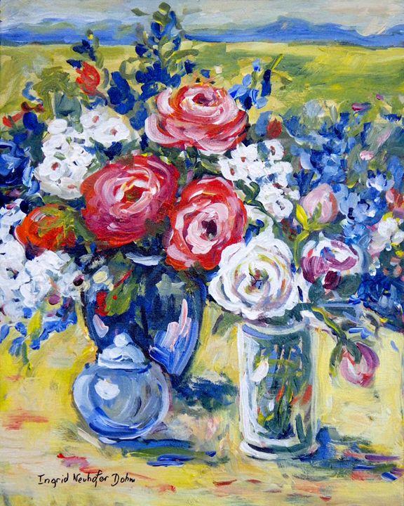 Roses - Ingrid Dohm
