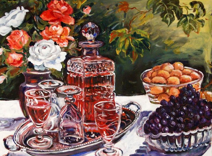 Wine Decanter - Ingrid Dohm