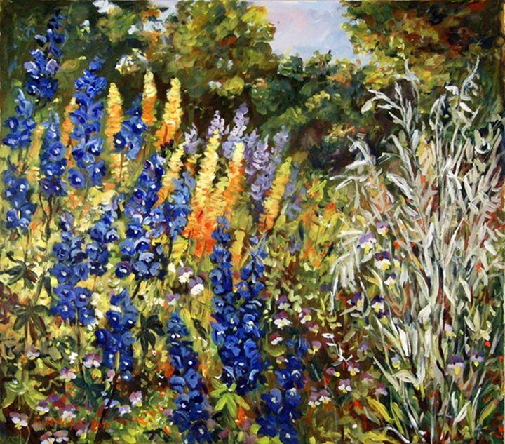 Summer Garden - Ingrid Dohm