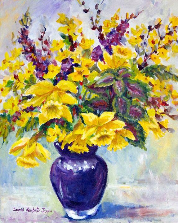 Daffodils - Ingrid Dohm
