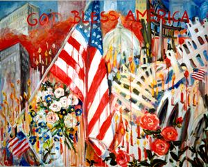 September 11 Attack - Ingrid Dohm