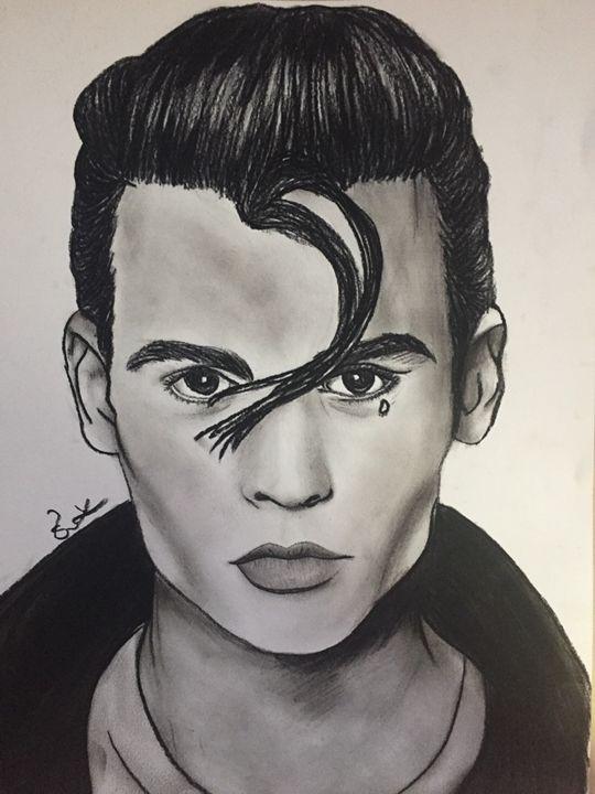 Johnny Depp - Kaja