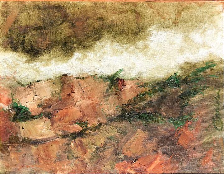 Yoza Falls - Edward Miller