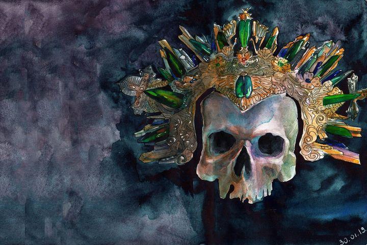 Skull of Majesty - BloodMaryBM
