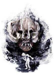 The Smoker - Skull of Harm