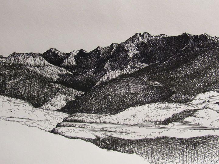 Mount Massive - NatureSpiritnArt