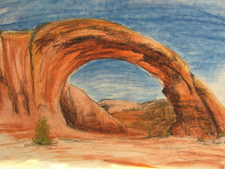 Corona Arch - NatureSpiritnArt