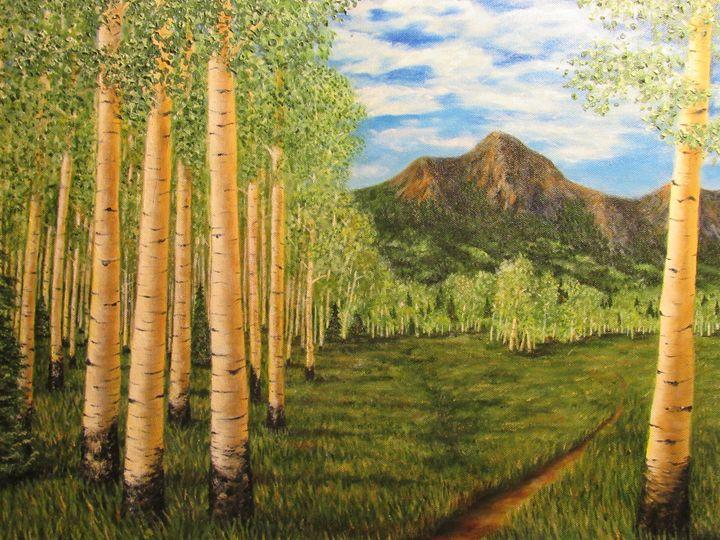 Aspen Dream - NatureSpiritnArt