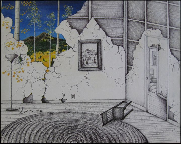 A Room With A View - NatureSpiritnArt