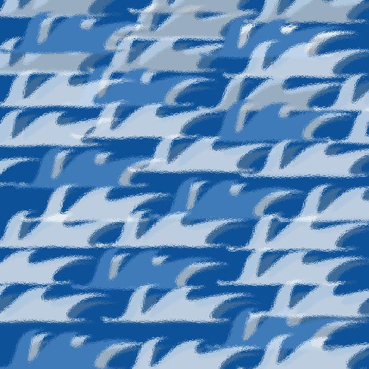 Waves - Laura Nybeck's Art