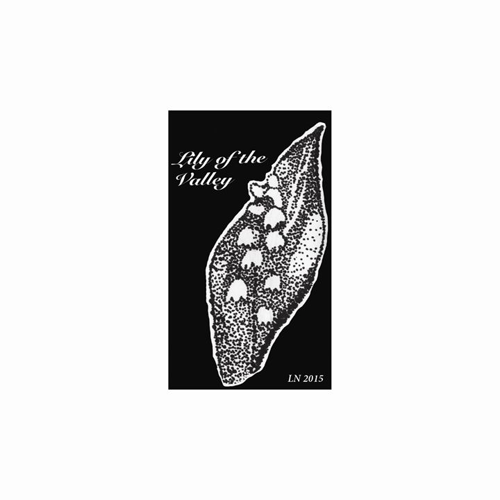 Lily of the Valley Stippling - Laura Nybeck's Art