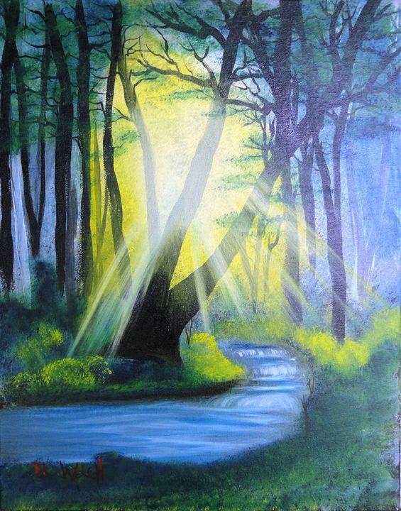 Sun Ray Brook - DL Welch