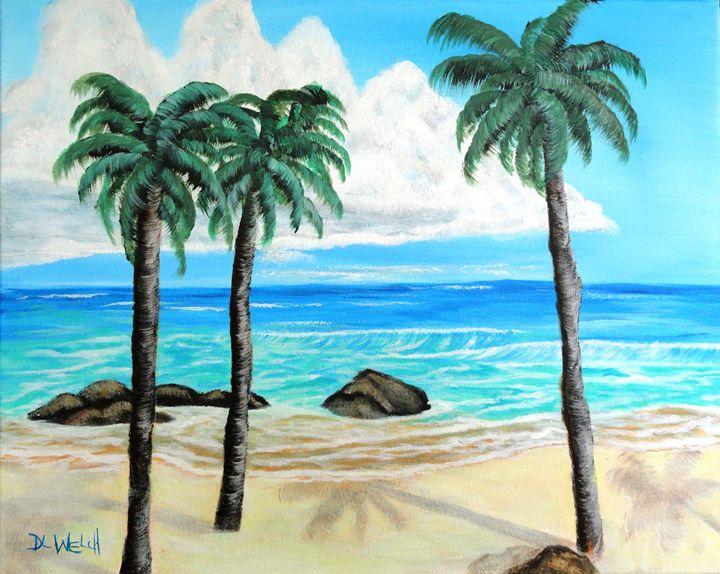 Palm Beach - DL Welch