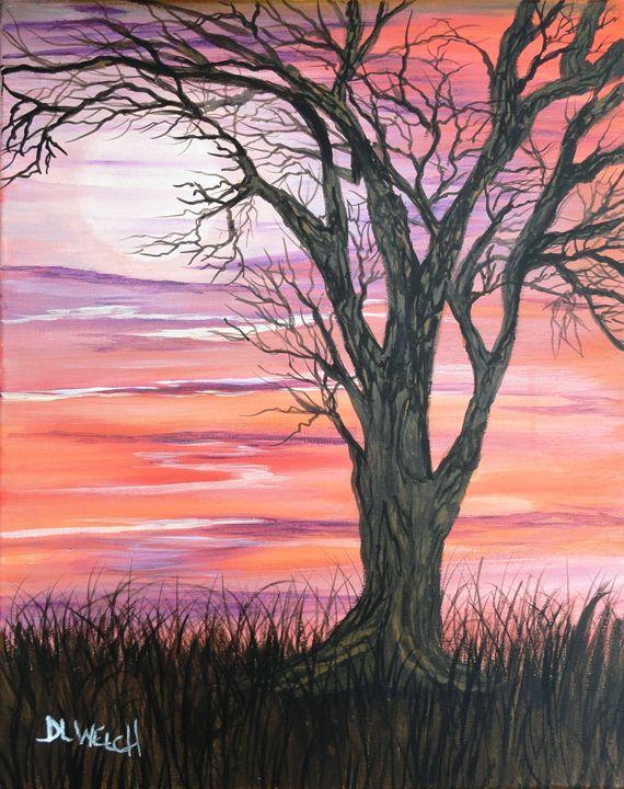 Lone Tree - DL Welch