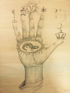 Alchemist Hand of the Philosopher
