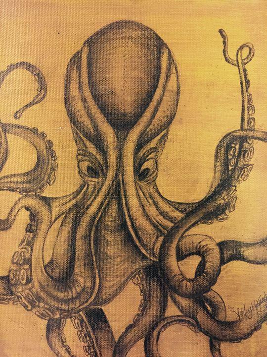 Octopus - TextureForTheSoul
