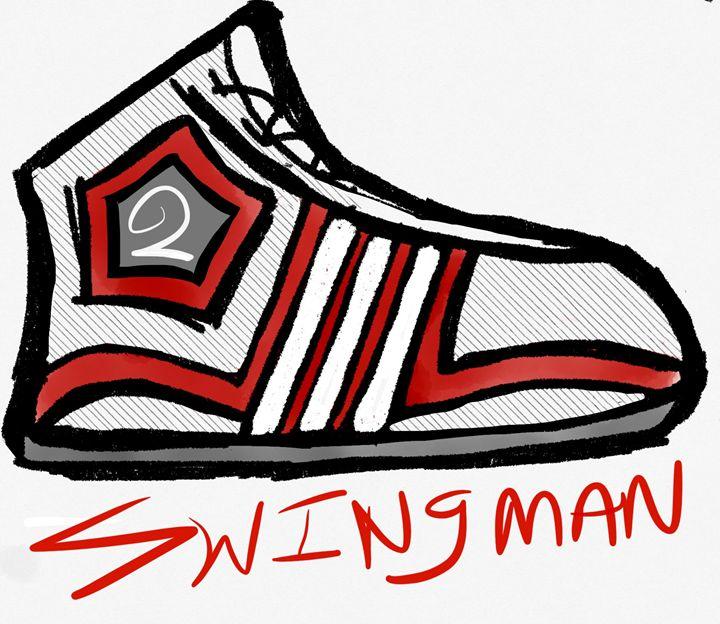 SwingMan - PK17 Art