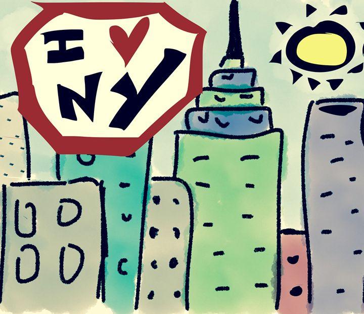 NYC Life - PK17 Art
