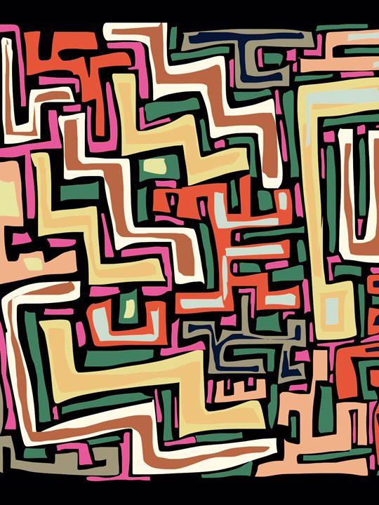 Maze Pop - PK17 Art