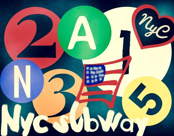 Subway Hopper - PK17 Art