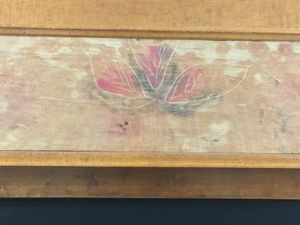 Encaustic Trio wall shelf